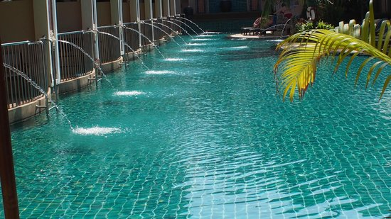 Karon Sea Sands Resort & Spa: pool
