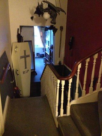 Bats and Broomsticks: Hallway