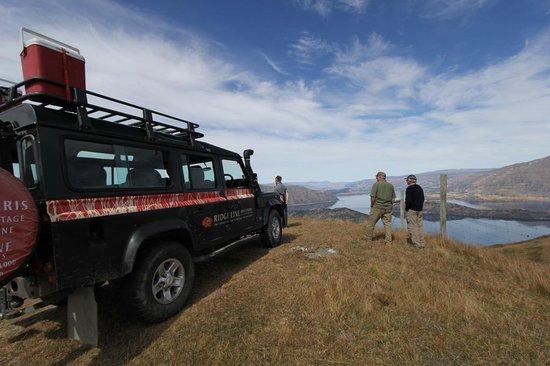 Ridgeline Adventures: Wild Hills tour