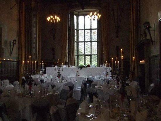 Redworth Hall Hotel : The Wedding Breakfast