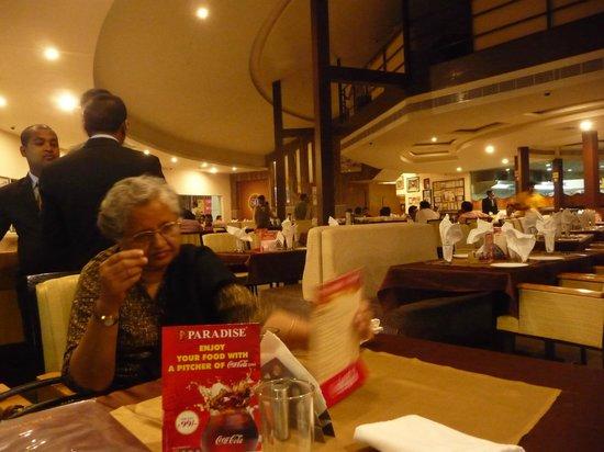 Paradise : Round shape dining hall