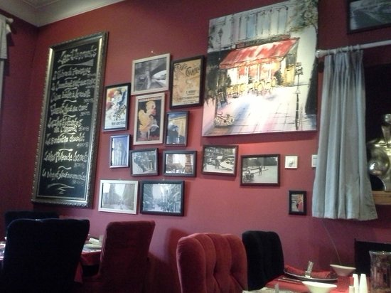 Italian Style Street: One of the restaurant i visited there