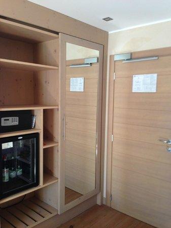 Hotel Alu: interior
