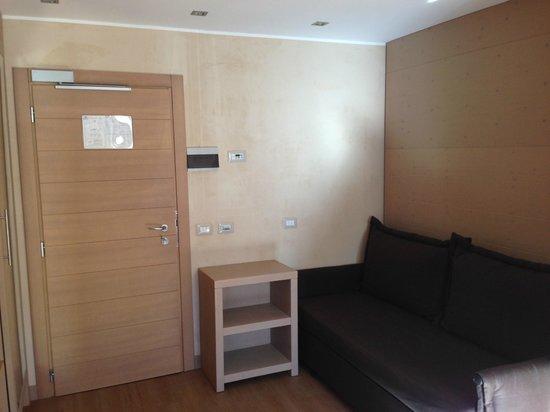 Hotel Alu: comfortable sofa