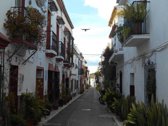 Hostal El Gallo, Calle Lobatas