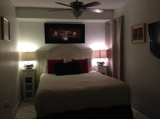 Sobe You Bed and Breakfast : Chambre de l'appartement 1