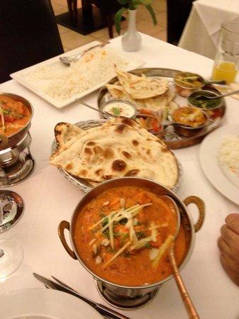 New Delhi Indisches Restaurant & Bar : Chicken Tikka Masala