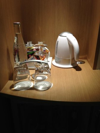 Novotel Aachen City: Beedroom