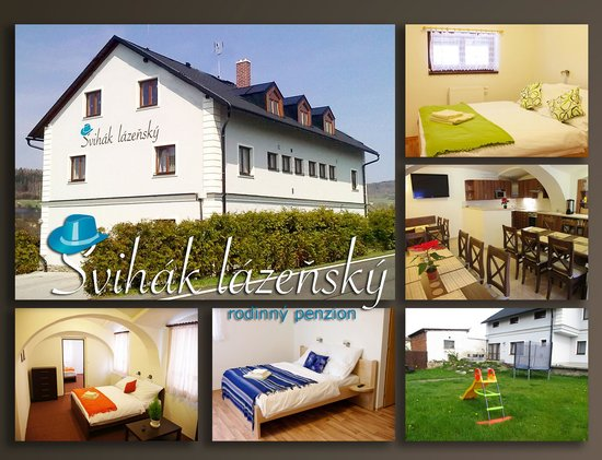 Pension Svihak Lazensky