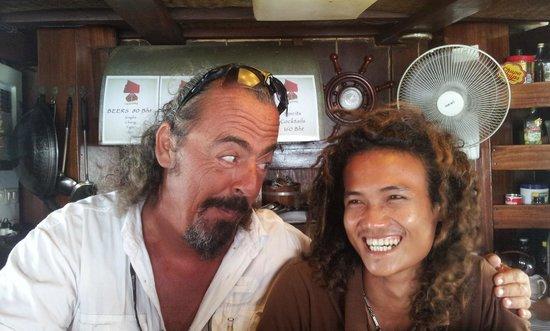 Chantara, Junk Boat: Können diese Augen lügen?