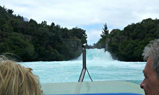 Huka Falls via Jet Boat