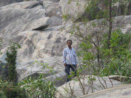 Panchalingeswar Temple: Temple