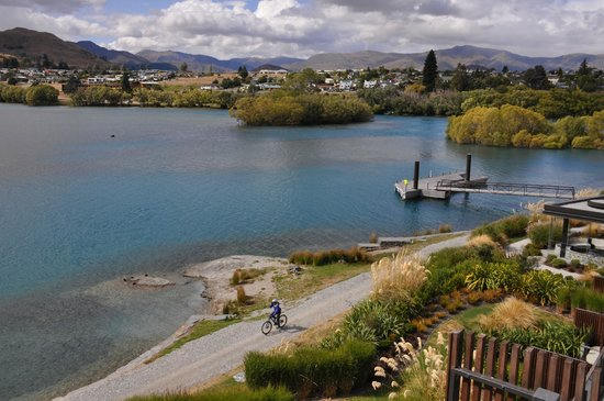 Hilton Queenstown Resort & Spa : view