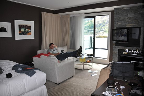 Hilton Queenstown Resort & Spa : room