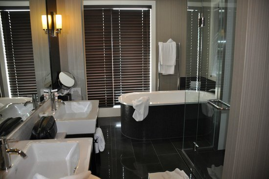 Hilton Queenstown Resort & Spa : bathroom