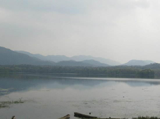 Panthnivas Panchalingeswar: Russia Dam