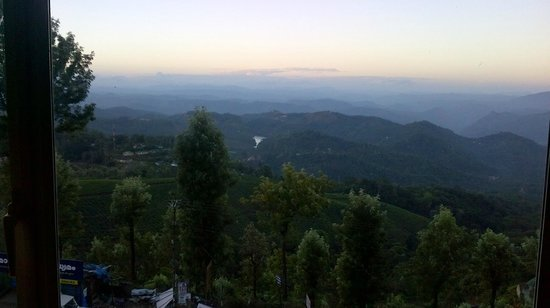 Misty Mountain Resort: View from room 209