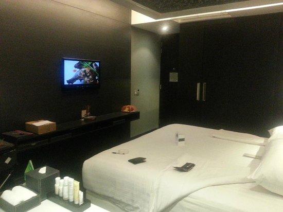 L Hotel Seminyak: bedroom