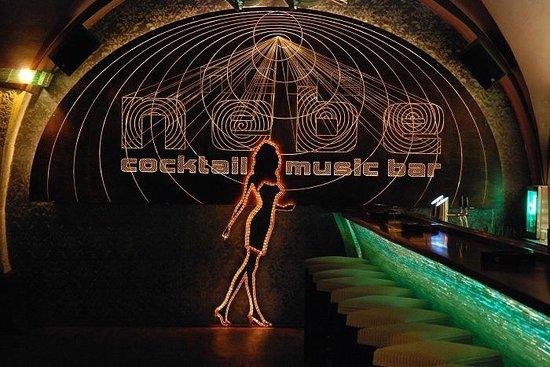 Nebe Cocktail & Music Bar Celnice: Original Design