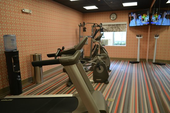 Holiday Inn Express Covington Madisonville: Fitness Center