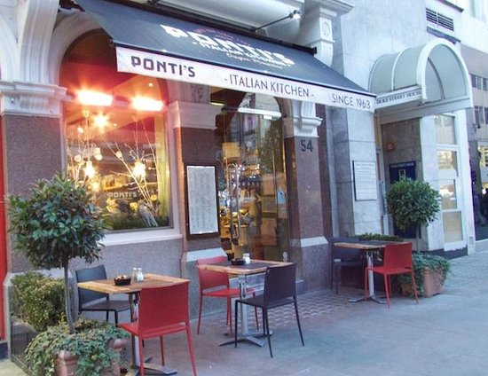 Ponti S Italian Kitchen London United Kingdom