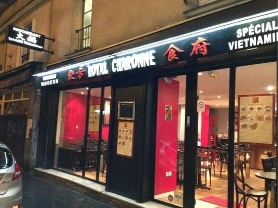 Restaurant Royal charonne