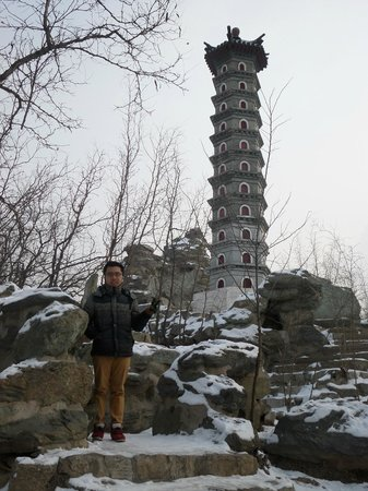 Tianjin People's Park: Tianjin People Park Pagoda