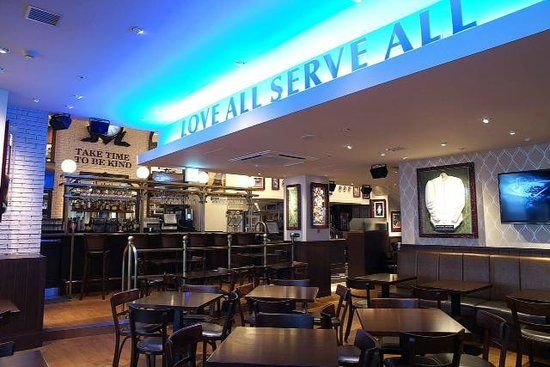The Hard Rock Cafe Ueno Station: Dining Room A