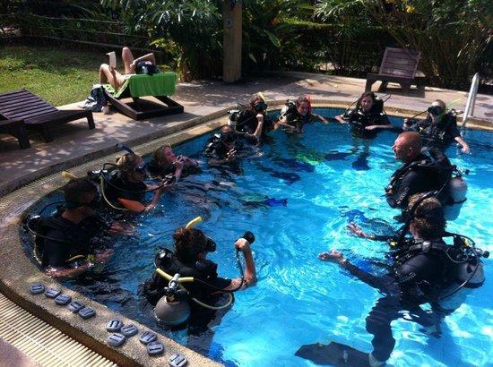 Asia Divers: 1