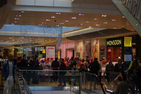 Westfield Stratford City : Leuk shoppen