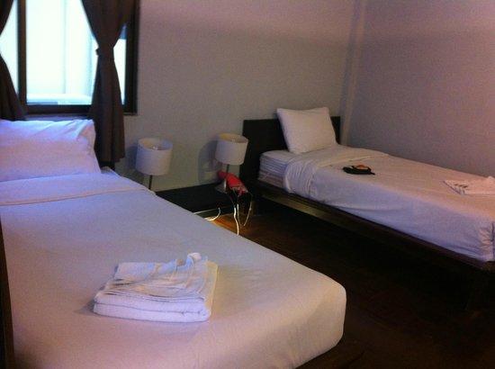 Dream Garden Hostel: beds