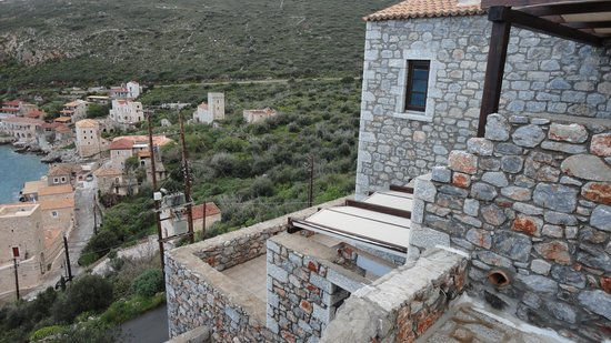 Vasilios Apartments Hotel: Η Θέα από το ξενοδοχείο