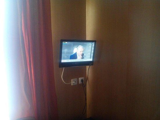 Hotel Princesse Isabelle: L iPad :)