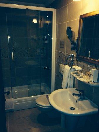 Yusuf Pasa Konagi Special Class: Bathroom- great size!
