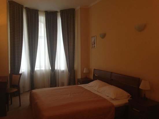 Allegro Hotel On Ligovskiy Ave: номер
