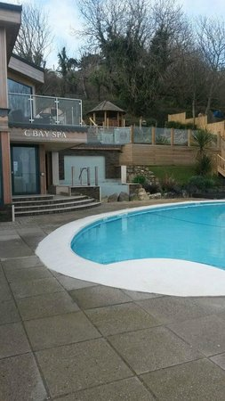Carbis Bay Hotel & Estate: Spa