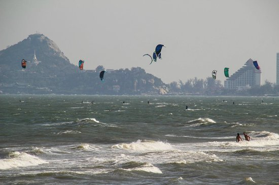 North Kiteboarding Club: Hua Hin kites