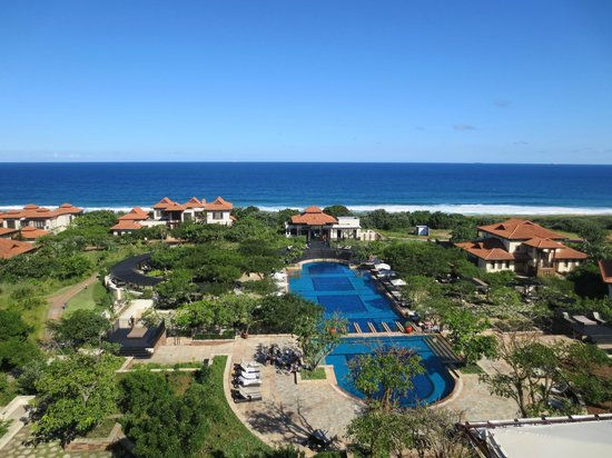 Zimbali Lodge : View from the resort