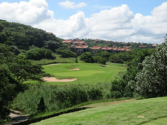 Fairmont Zimbali Lodge: Golf course