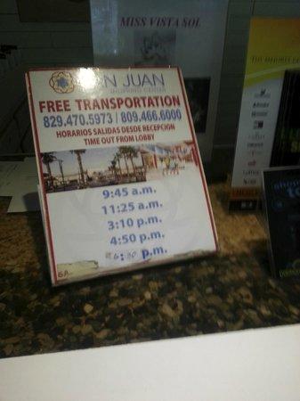 Vista Sol Punta Cana : trip to mall
