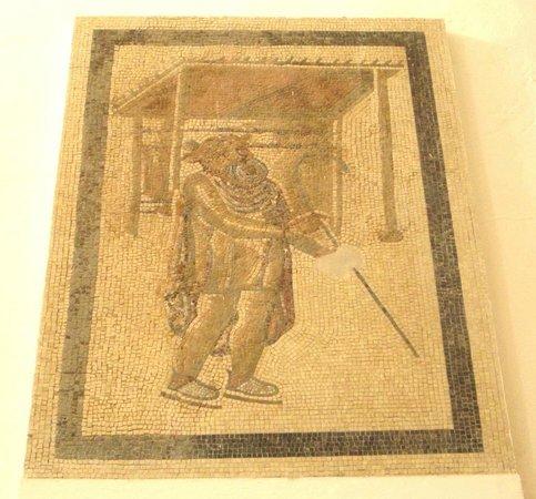 Alcazar de los Reyes Cristianos: мозаики римской эпохи, найденные в раскопках под крепостью