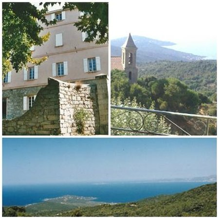 Residence a storia coti chiavari corse voir les for Appart hotel corse sud