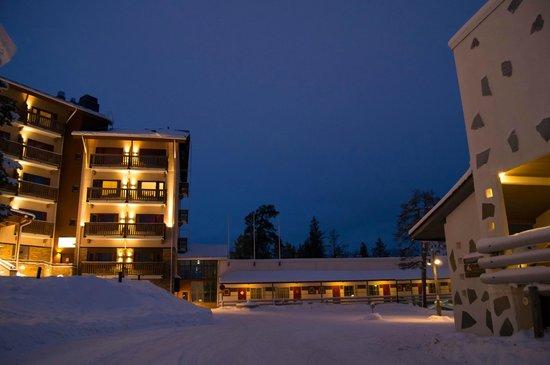 Santa's Hotel Tunturi: Paraspaika y Gielas