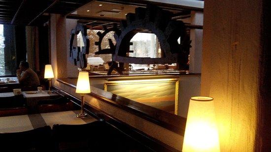 Santa's Hotel Tunturi: restaurante