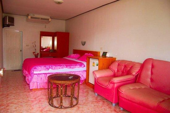 Chantima Resort: single room