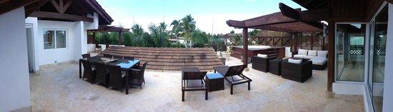 Xeliter Balcones del Atlantico: Rooftop Area