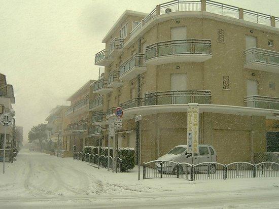 Hotel Villa Domiziana: rimini villa domiziana vacanza urlaub