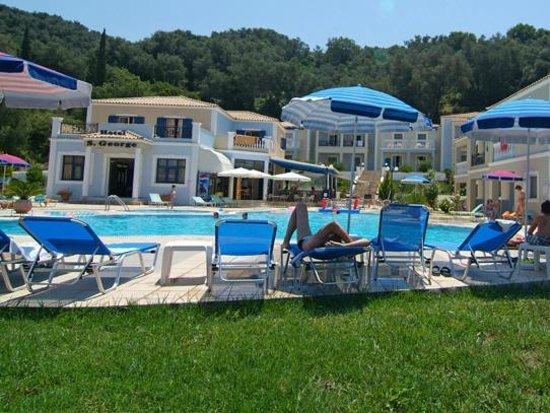 San George Apartments Hotel Sidari Corfu Apartment Reviews Photos Price Comparison Tripadvisor