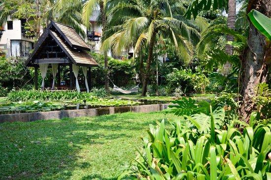 Anantara Bophut Koh Samui Resort: espaces extérieurs