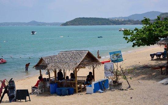 Anantara Bophut Koh Samui Resort : plage